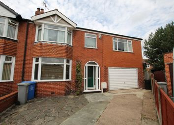 Thumbnail 5 bed semi-detached house for sale in Overdale Crescent, Flixton