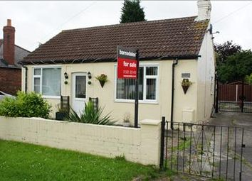 Thumbnail 2 bed detached bungalow for sale in 12 Ashfield Avenue, Thorne, Doncaster
