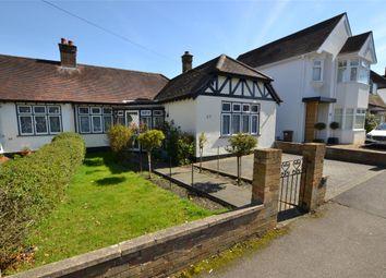 Thumbnail 2 bed semi-detached bungalow for sale in Rectory Lane, Wallington, Surrey
