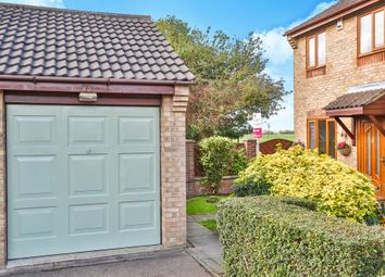 Thumbnail 2 bedroom end terrace house for sale in Suffield Close, Tharston, Norwich