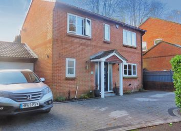 Thumbnail 4 bed detached house for sale in Davis Gardens, Blandford Forum