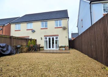 Thumbnail 3 bed property to rent in Maes Yr Ehedydd, Carmarthen, Carmarthenshire