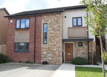 Thumbnail 3 bed detached house for sale in Beluga Close, Peterborough, Cambridgeshire