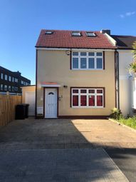 Thumbnail 5 bed semi-detached house to rent in Elthorne Road, London