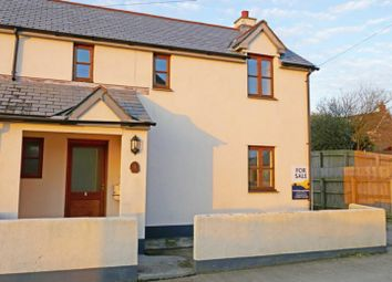 Thumbnail 2 bed semi-detached house for sale in Lime Court, South Street, Sheepwash