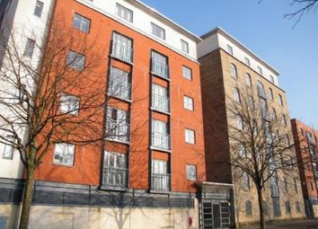 Thumbnail 2 bed flat for sale in The Granary, Magretian Place, Cardiff Bay, Cardiff