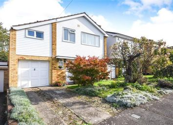 Thumbnail 4 bed detached house for sale in Lambert Cross, Saffron Walden, Essex