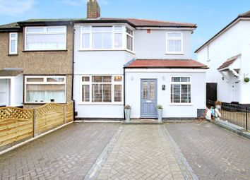 Thumbnail 5 bed end terrace house for sale in Radnor Avenue, South Welling, Kent