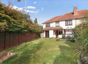 Thumbnail 4 bed semi-detached house for sale in Kidderminster Road, Hagley, Stourbridge