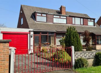 Thumbnail 3 bed semi-detached house for sale in News Lane, Rainford, St. Helens