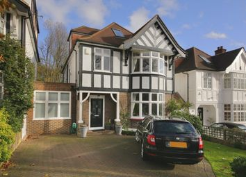 Thumbnail 4 bed link-detached house for sale in Hillway, London