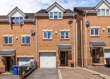 Thumbnail 3 bed town house for sale in Hills Close, Mexborough