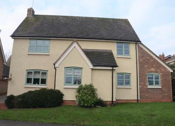Thumbnail 5 bed detached house for sale in Duck Lake, Appleby Magna