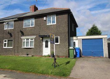 Thumbnail 3 bed semi-detached house for sale in Fernley Villas, Cramlington