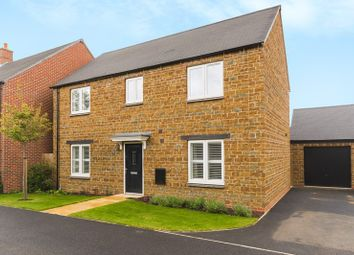 Thumbnail 4 bed detached house for sale in Goldings Road, Hook Norton, Banbury