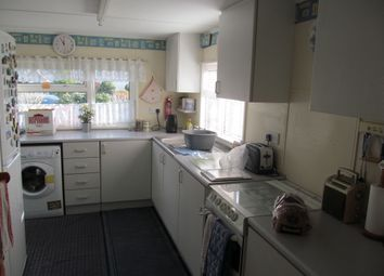 Thumbnail 2 bed mobile/park home for sale in Middleview Drive, Surrey Hills Park (Ref 5757), Normandy, Guildford, Surrey