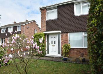 Thumbnail 3 bed semi-detached house for sale in Maltward Avenue, Bury St. Edmunds