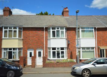 Thumbnail 3 bed terraced house for sale in Hanover Road, Exeter