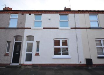 Thumbnail 3 bed terraced house to rent in Groveland Avenue, Hoylake, Wirral
