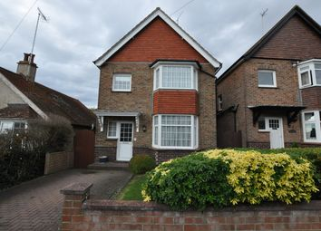 Thumbnail 3 bed detached house for sale in Plemont Gardens, Bexhill-On-Sea