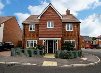 44 Delamere Gardens, Fair Oak, Eastleigh SO50. 4 bed detached house