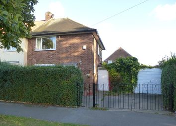 Thumbnail 2 bed end terrace house for sale in Barham Road, Hull