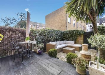 Thumbnail 3 bed terraced house for sale in Waterman Way, London