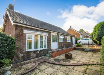 Thumbnail 2 bed detached bungalow for sale in Victoria Close, Arnold, Nottingham