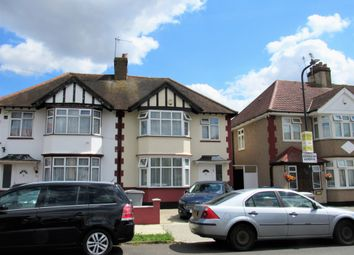 Thumbnail 3 bed semi-detached house for sale in Cranleigh Gardens, Kenton