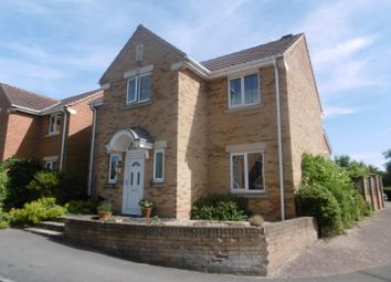 Thumbnail 4 bedroom detached house for sale in Pingle Close, Gainsborough