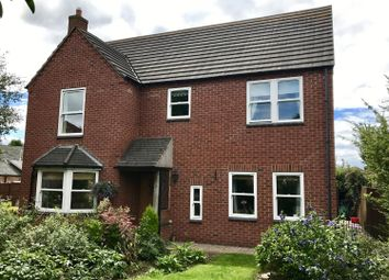 Thumbnail 4 bed detached house for sale in Loughborough Road, Asfordby, Melton Mowbray