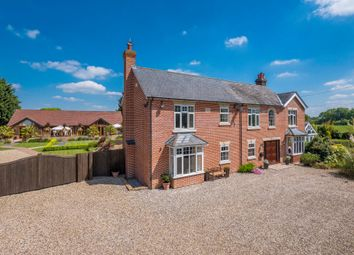Thumbnail 4 bed detached house for sale in Alethea Farm Place, Tilbury Road, Tilbury Juxta Clare, Halstead