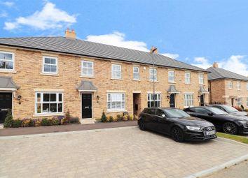 3 bed terraced house for sale in Mason Avenue, Ebbsfleet Valley, Swanscombe DA10