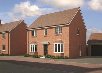 "Thumbnail 4 bed detached house for sale in ""The Fakenham"" at Fogwell Road, Botley, Oxford"