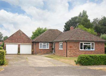 Thumbnail 3 bed detached bungalow for sale in Furze Close, Thurston, Bury St. Edmunds
