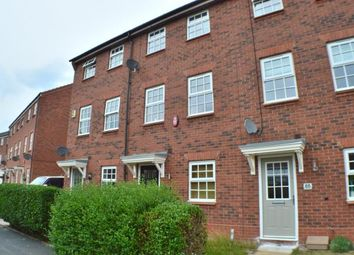 Thumbnail 3 bed terraced house for sale in Williams Avenue, Fradley, Near Lichfield, Staffordshire