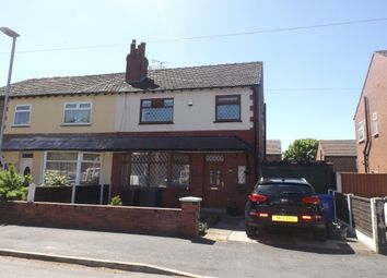 Thumbnail 3 bed semi-detached house to rent in Balmoral Drive, Denton, Manchester