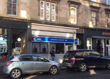 Thumbnail Retail premises to let in Gibson Street, Glasgow