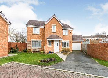 4 bed detached house for sale in Leveret Court, Farington Moss, Leyland, Lancashire PR26