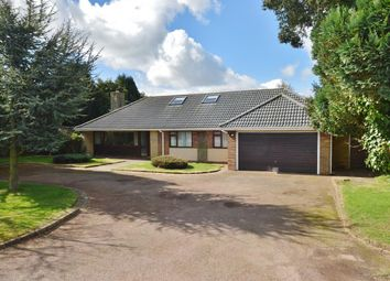Thumbnail 3 bed bungalow for sale in Ivetsey Bank Road, Bishops Wood, Stafford