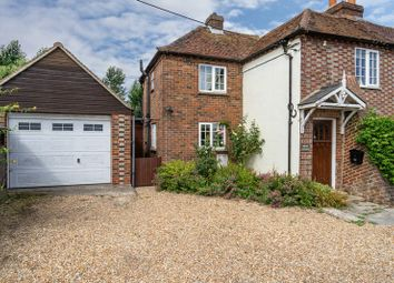 Thumbnail 3 bed semi-detached house for sale in Hunston Road, Chichester