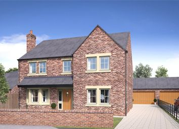 Thumbnail 4 bed detached house for sale in House 10 - The Langthorpe, Slingsby Vale, Ferrensby, Near Knaresborough, North Yorkshire