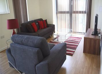 Thumbnail 3 bedroom flat to rent in Sky Apartments, Matchmakers Wharf, Homerton Road, London