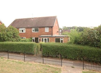 Thumbnail 3 bed semi-detached house for sale in Evedon Walk, Nottingham
