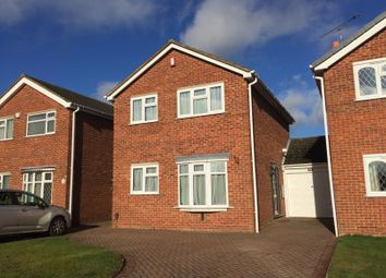 Thumbnail 3 bed detached house to rent in Norman Avenue, Walsgrave, Coventry