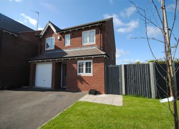 Thumbnail 3 bed detached house to rent in Quorn Park, Paudy Lane, Barrow Upon Soar, Loughborough