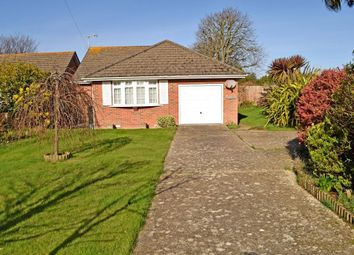 Thumbnail 3 bed detached bungalow for sale in Howgate Road, Bembridge, Isle Of Wight