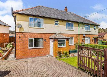 Thumbnail 4 bed semi-detached house for sale in Dolgoch, Porth-Y-Waen, Oswestry, Shropshire