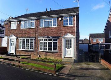 Thumbnail 3 bedroom semi-detached house for sale in Greenacre Park Rise, Rawdon, Leeds