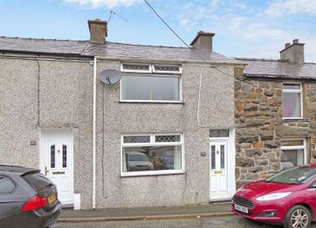Thumbnail 2 bed terraced house for sale in Snowdon Street, Llanberis, Caernarfon